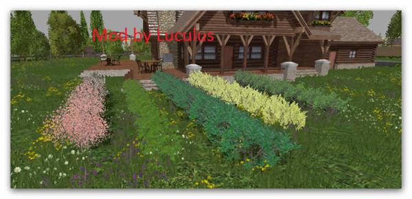 To install new hedges v1