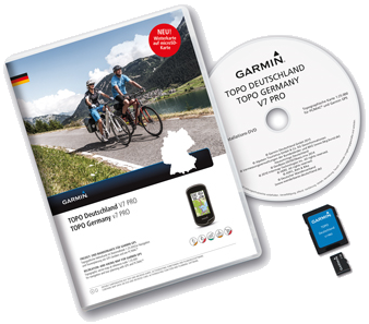 download Garmin Topo Deutschland v7 Pro Dvd + Winterkarte