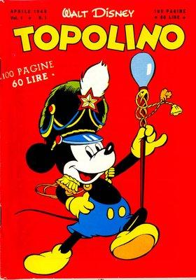 Topolino N.1 - Aprile 1949