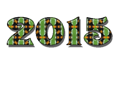 Yeni Y�l 2015 Yaz�lar PNG