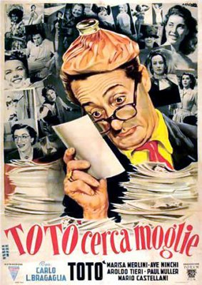 Totò Cerca Moglie (1950) .avi DVDRip AC3 - ITA