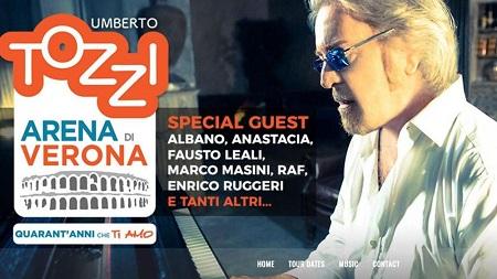 Umberto Tozzi - 40 Anni Che Ti Amo (2017) HDTV 720P ITA AC3 x264 mkv