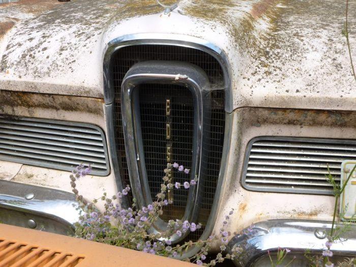 Cmentarzysko samochodów #2 9