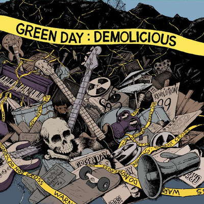 Green Day - Demolicious (2014) .mp3 - 320kbps