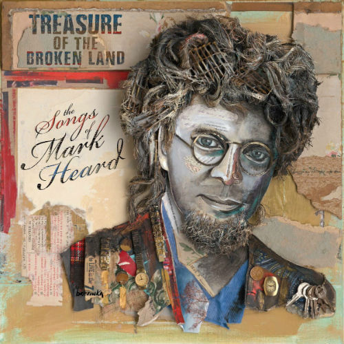 Treasure Of The Broken Land Songs Of Mark (2017)