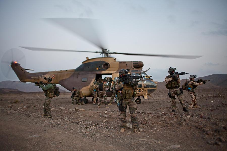 Armée Française  Trepel-1066lrx