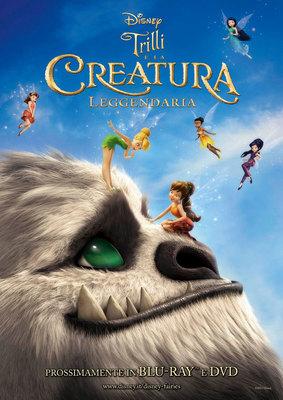 Trilli e la Creatura Leggendaria (2014).Avi Dvdrip Xvid Ac3 - ITA