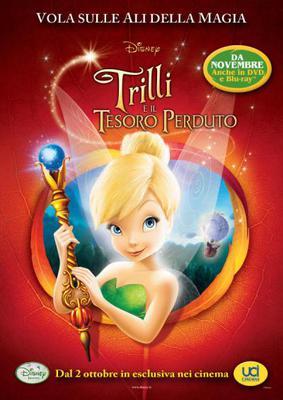 Trilli e il tesoro perduto (2009).Dvd5 Custom - ITA