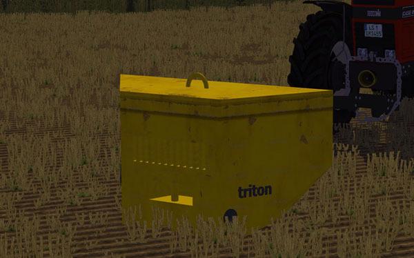 Triton v 1.0