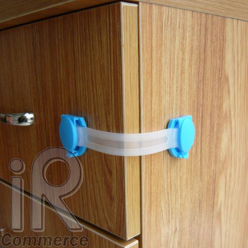 Kindersicherung Schrank Schrankschloss Baby Sicherung Tür ...