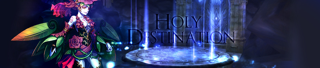 Holy Destination