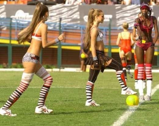 Dziewczyny i piłka 8