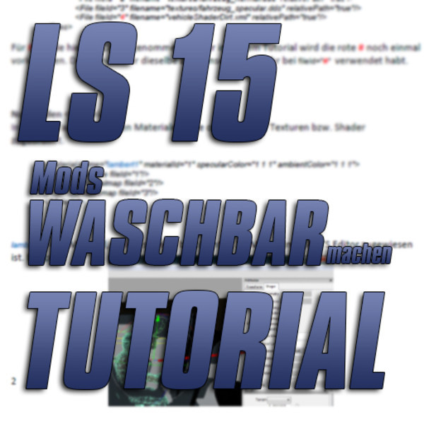 Make Mods Washable LS 2015 V 1.0