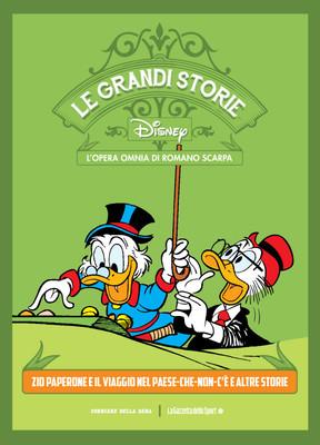 Le Grandi Storie Walt Disney 31 – L'opera omnia di Romano Scarpa (2014)