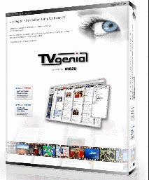 TVgenial 5.50  + Skin German