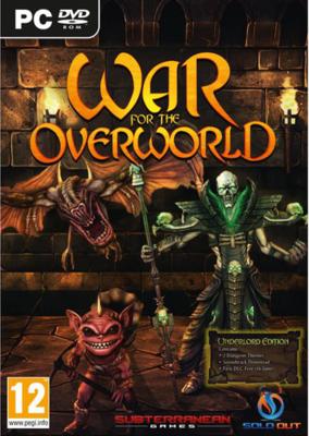 [PC] War for the Overworld - My Pet Dungeon (2017) Multi - SUB ITA