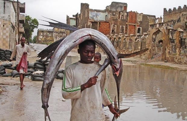 Somalijscy rybacy 3