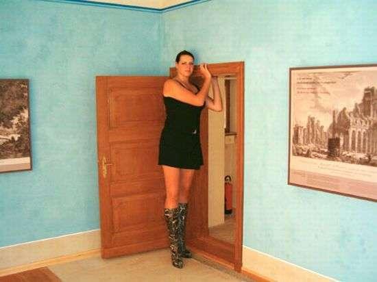 Wysoka kobieta 7