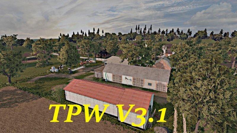 Typowa polska wies v3.1