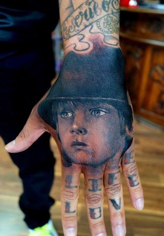 Odważne tatuaże #6 6