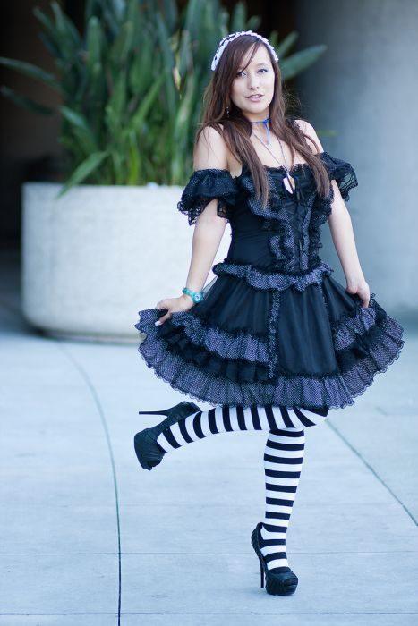 Dziewczyny i cosplay #8 21
