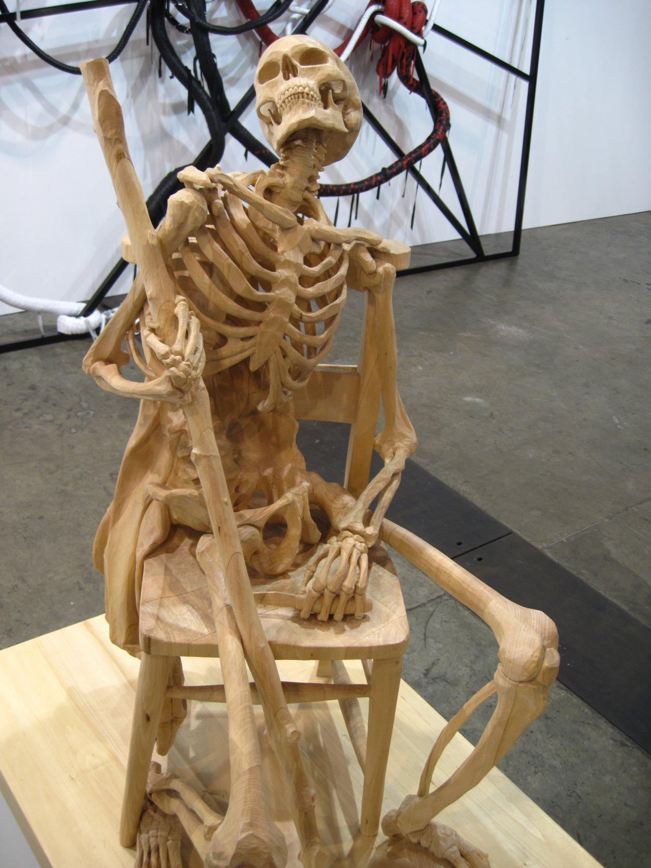 Niesamowite rzeźby z drewna 9