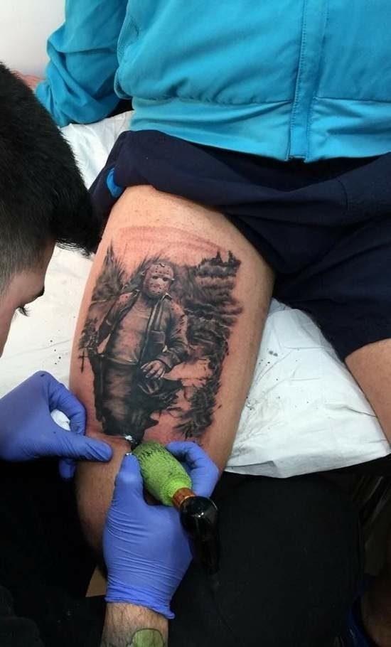 Świetne tatuaże #6 13