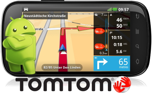 TomTom Gps Navigation Traffic v1.17.0 Build 2117 Final