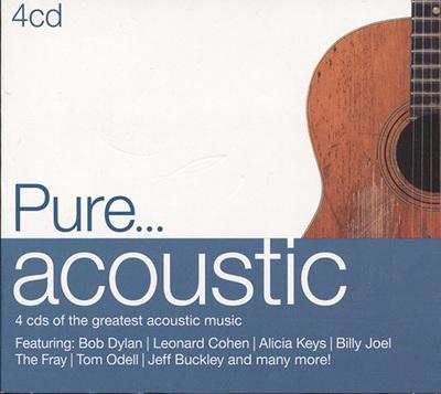 VA - Pure… Acoustic [4CD] (2014) .mp3 - 320kbps