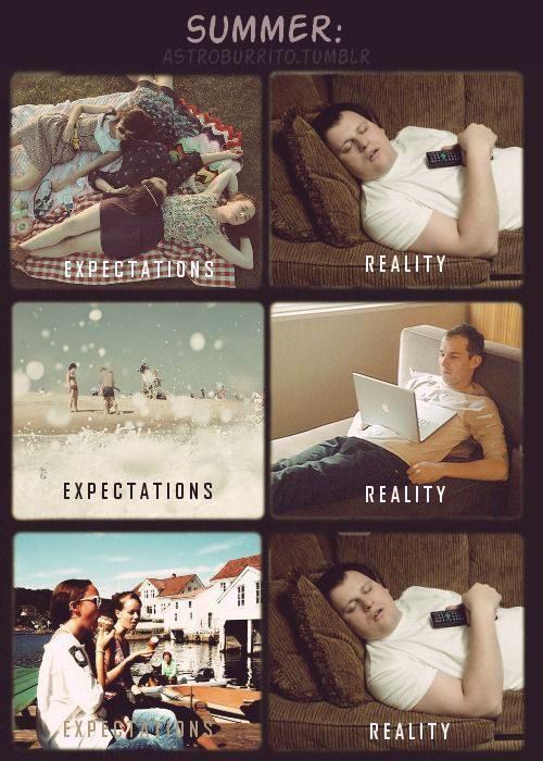 Oczekiwania kontra rzeczywistość #2 24