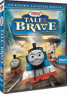 Il Trenino Thomas - Thomas e i trenini coraggiosi (2015).Dvd5 Copia 1:1 - ITA