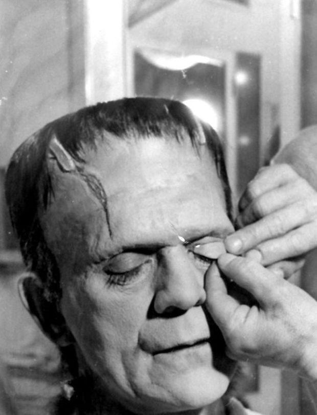 Za kulisami filmów: Frankenstein 13