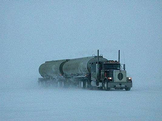 Kanadyjskie drogi lodowe 45