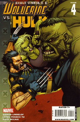 Ultimate Wolverine vs. Hulk 04 (2006)