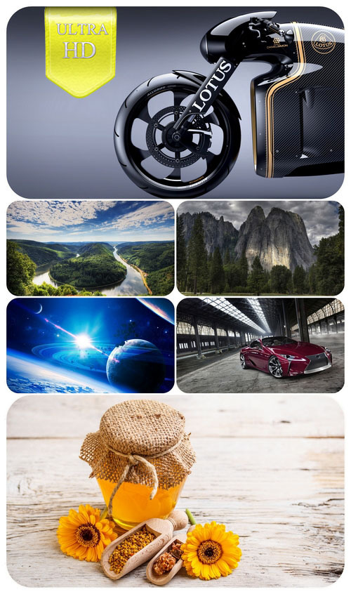 Ultra HD 3840x2160 Wallpaper Pack 348