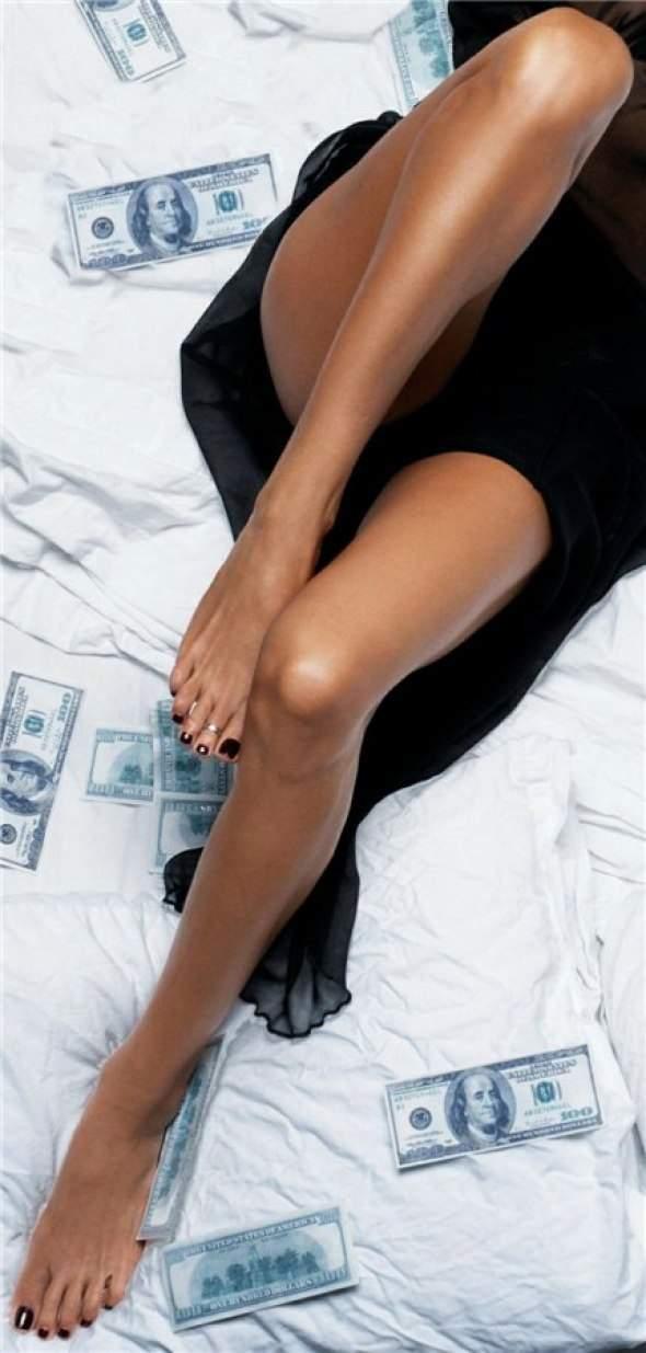 Ponętne kobiece nogi 8