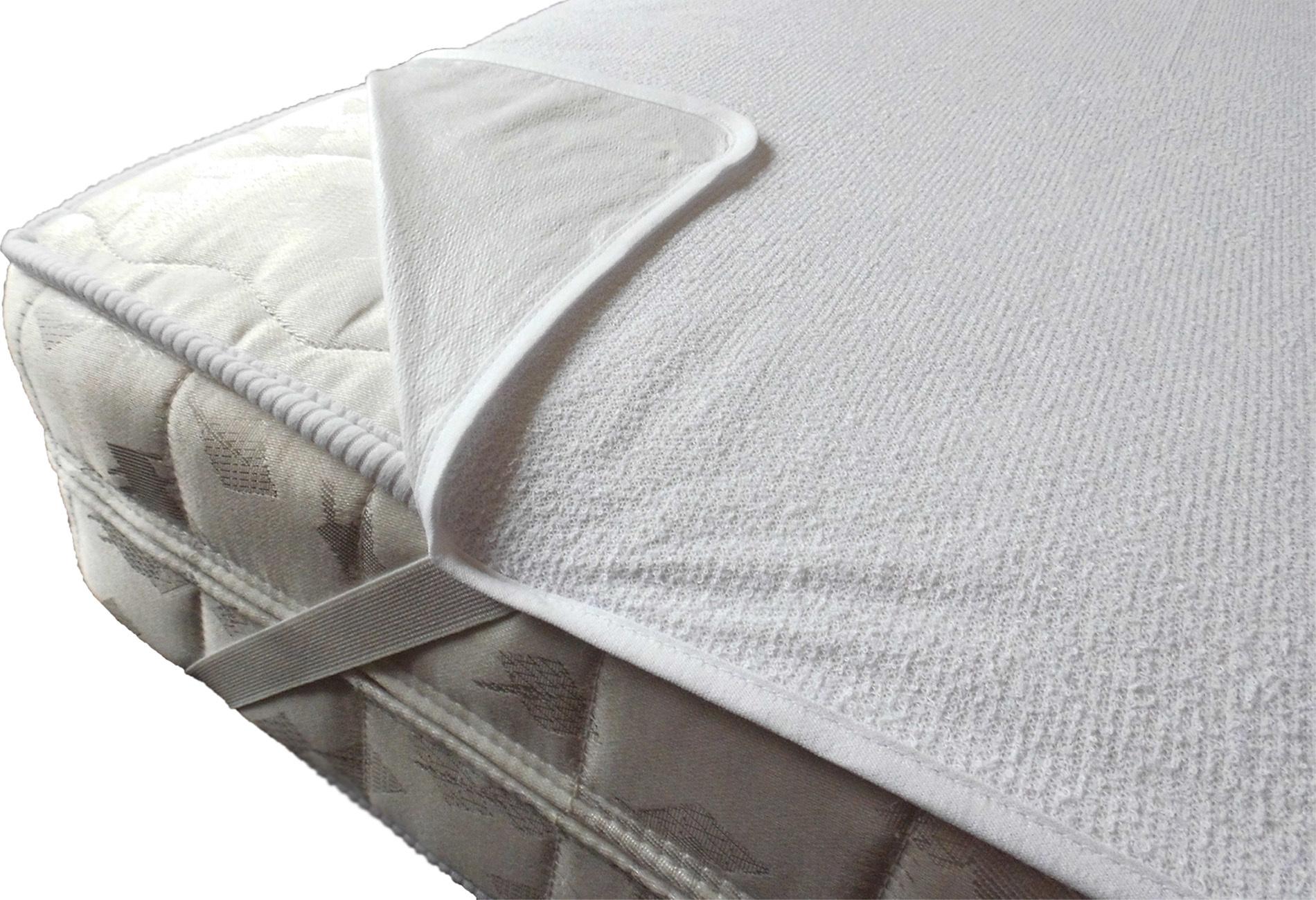 sinnlein wasserdichter matratzenschoner frottee bettauflage matratzenauflage ebay. Black Bedroom Furniture Sets. Home Design Ideas