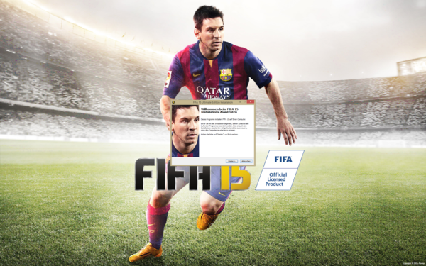Crack fifa 14 3dm exercises