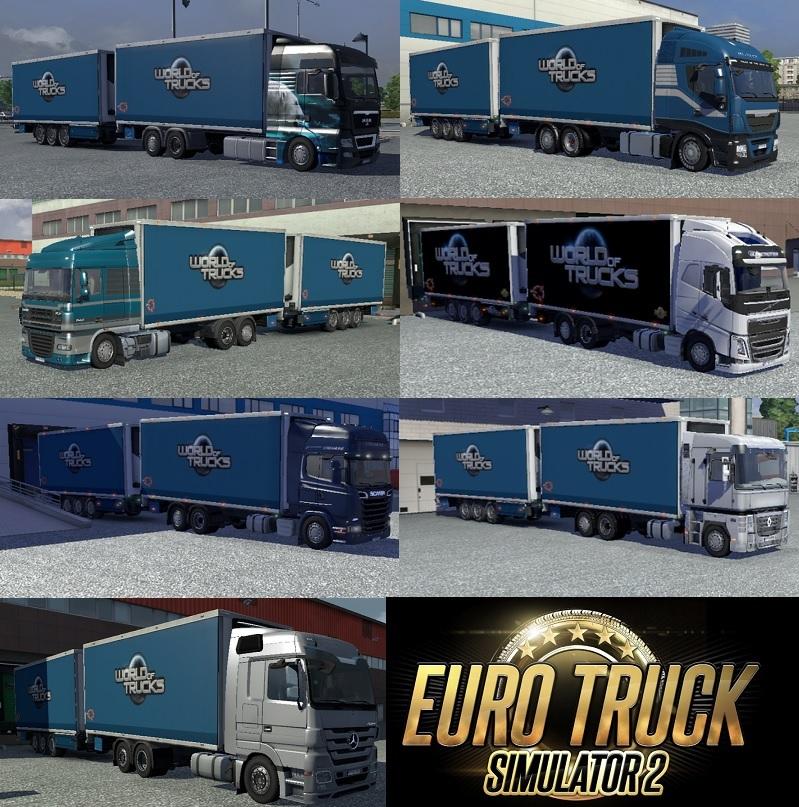 [ETS2] First BDF Trucks 6x4x2 Unbenanntgyska