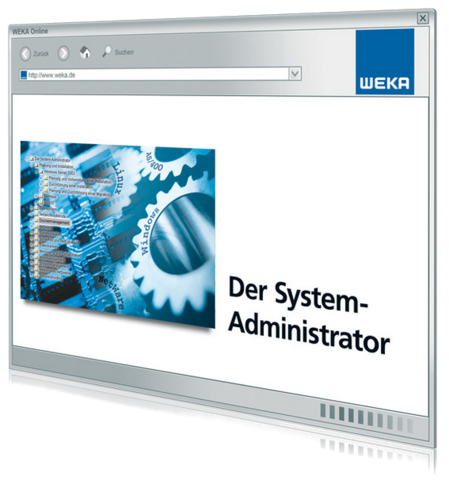 Weka- Der System-Administrator