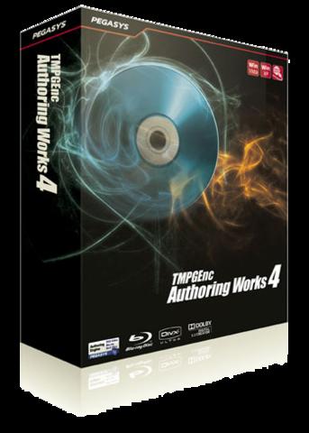 : Pegasys TMPGEnc Authoring Works v4.0.7.32