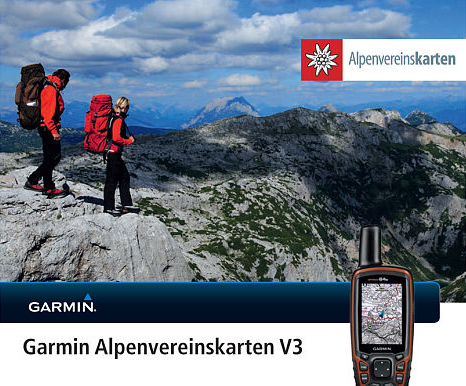download Garmin Alpenvereinskarten V3