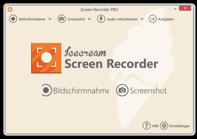 Icecream Screen Recorder Pro v5.32