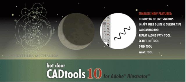 : Hot Door CADtools v10.1 for Adobe Illustrator CC 2014 / CC 2015