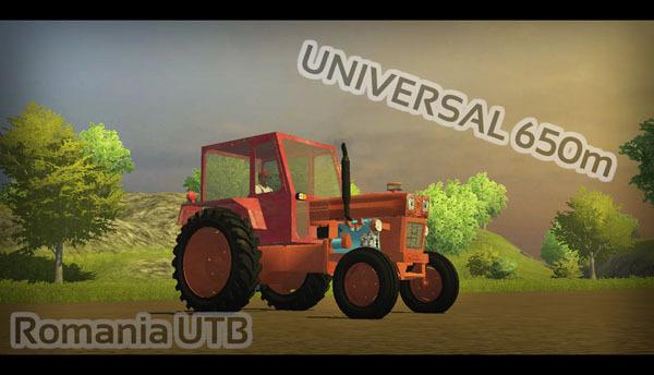 Universal 650m v 1.0 New Cab