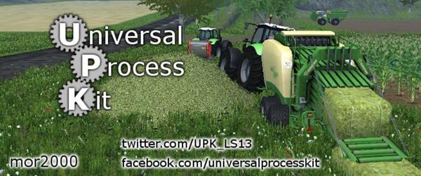UniversalProcessKit v0.9.3