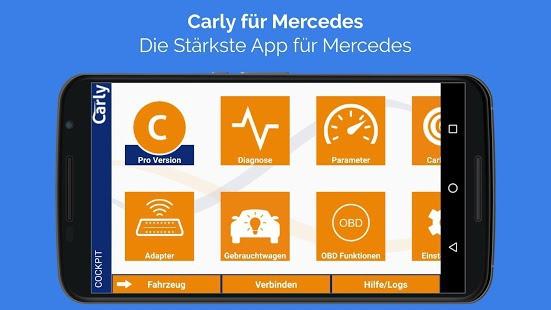 Carly für Mercedes Pro v11.40