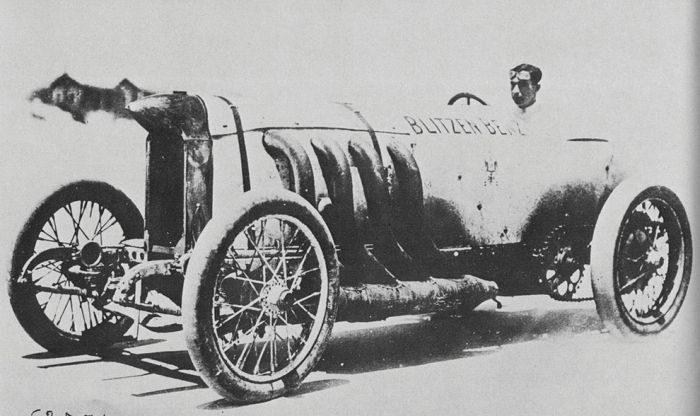 Pierwsze wyścigi samochodowe 8