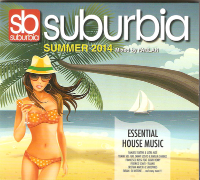 VA - Suburbia Summer 2014 (2014) .mp3 - V0