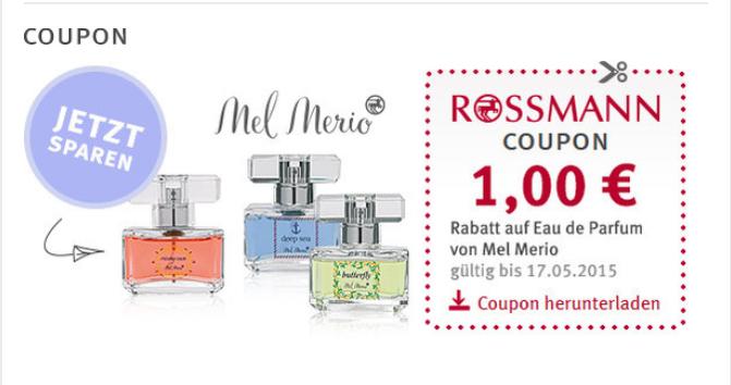 Rossmann coupons online ausdrucken